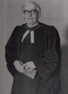 Rev W Evans 65 82